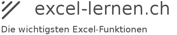 Excel lernen